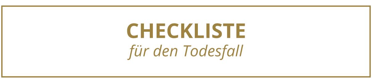 Checkliste Button