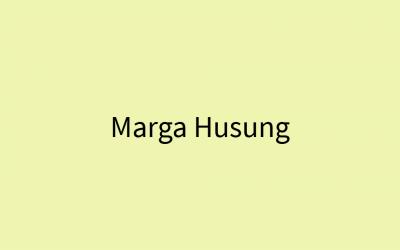 Marga Hosung *24.06.1937 †01.11.2017