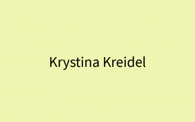 Krystina Kreidel *14.06.1953 †06.11.2017