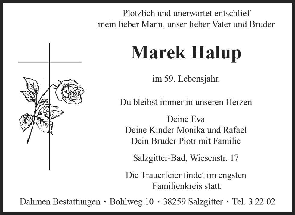 Karl-Heinz Mittag - Traueranzeige